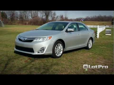 2012 Toyota Camry XLE Review