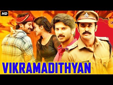 VIKRAMADITHYAN Full Hindi Dubbed Movie | Dulquer Salmaan, Unni Mukundan, Namitha Pramod |South Movie