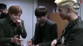 [BANGTAN BOMB] Various beatbox by BTS (face..dog..monster..etc.) - BTS (방탄소년단)