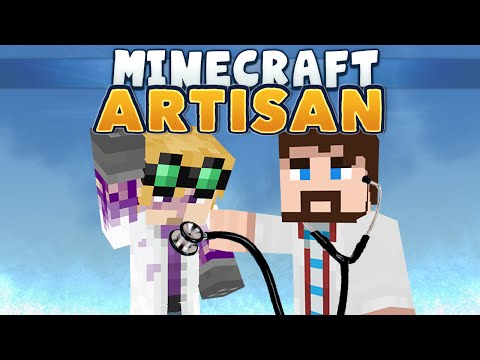 Minecraft - The Artisan #3 - Doctor's Orders