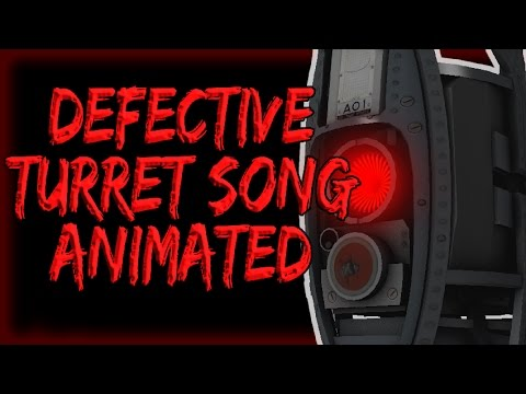 [SFM] The Defective Turret Song