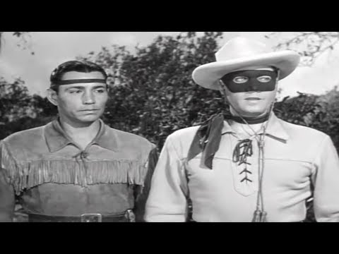 The Lone Ranger | Trouble for Tonto | HD | Lone Ranger TV Series Full Episodes | Old Cartoon