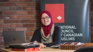 NCCM's Amira Elghawaby discusses diversity and Islamophobia with CBC Radio