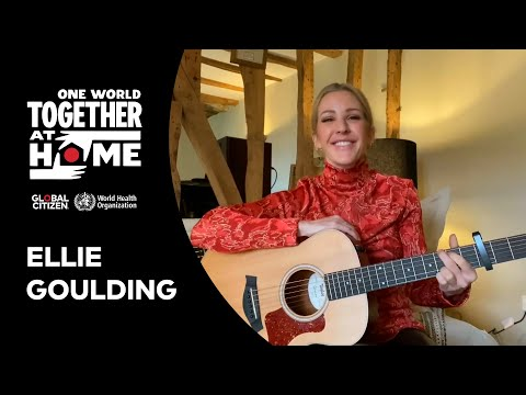 "Ellie Goulding performs ""Love Me Like You Do""  