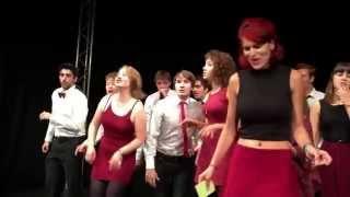 Bea At Edinburgh Fringe 2015