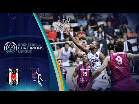 Besiktas Sompo Japan v Telekom Baskets Bonn - Highlights - Basketball Champions League