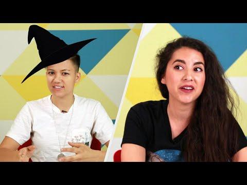 Jen And Chantel Take A Hogwarts Sorting Quiz • Ladylike