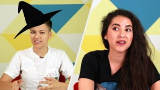 Jen And Chantel Take A Hogwarts Sorting Quiz • Ladylike