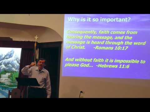 Understanding the Bible: Day 2