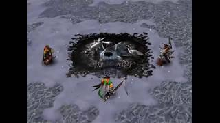 Grayback's Journey   Final Mission - Battle Realms (Winter Of The Wolf)