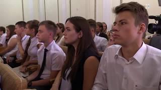 Севастопольские школьники посетили открытый урок с Владимиром Путиным