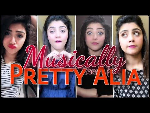 Pretty Alia || Musically Blast