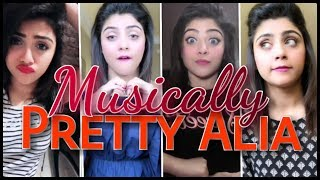 Pretty Alia || Musically Blast