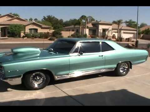 classic autoworx 1966 pontiac grand prix youtube. Black Bedroom Furniture Sets. Home Design Ideas