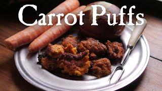 Carrots Deep-Fried in Suet