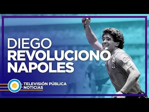 Revolución: la vida de Maradona en Nápoles
