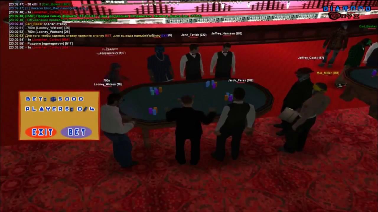Клео для казино самп рп аскери казино