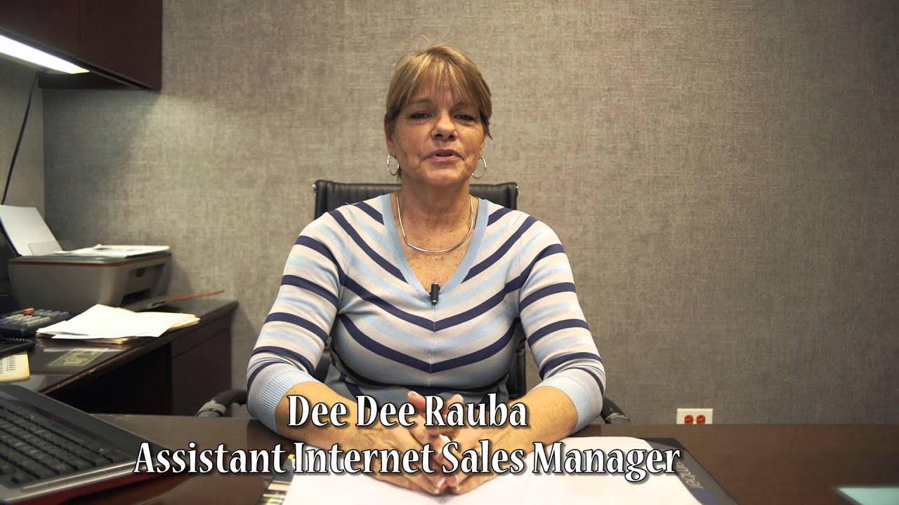 Ed Napleton Honda Oak Lawn Dee Dee Rauba Assistant Internet Sales Manager