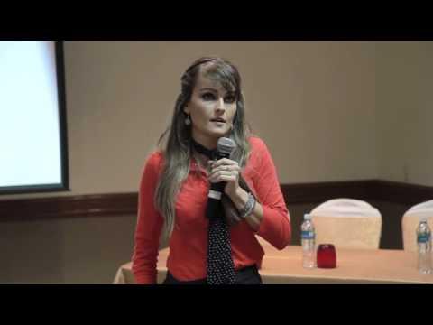 Conferencia de Gloria Alvarez en Tegucigalpa, Honduras - Fundación Eléutera