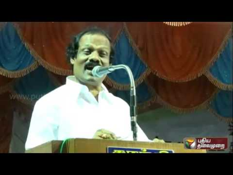 Prachara Medai: Dindugal Leoni talks about ADMK ministers losing their posts