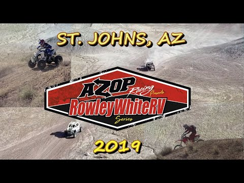 Official AZOP 2019 ST JOHNS Offroad Challenge