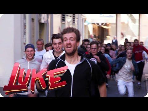 Du bist! - Luke spielt Fangen - LUKE! Die Woche und ich