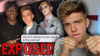 5 KSI vs LOGAN PAUL SECRETS (LEAKED) That They DONT want you to know about (EXPOSED) Boxing Fight
