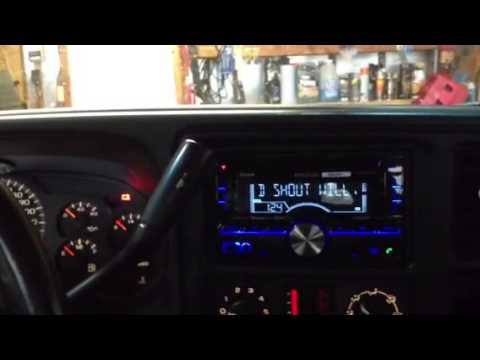 hqdefault tahoe w bose sound system head unit upgrade youtube 2001 F150 Radio Harness at reclaimingppi.co