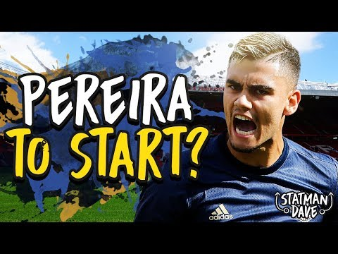 Should Andreas Pereira Start For Manchester United?