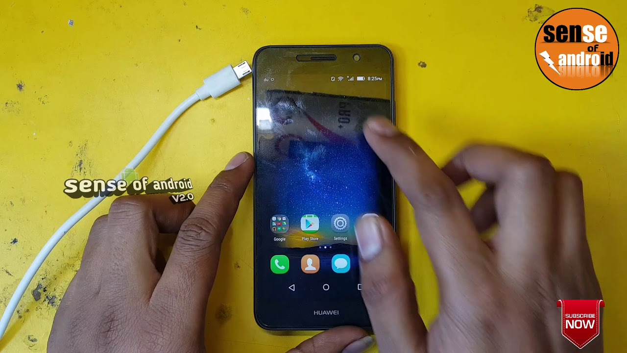 Huawei Y6 pro January 2018 frp google account bypass new method 100%  working in nougat