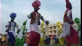 BHANGRA - D A V COLLEGE AMRITSAR -ANNUAL SPORTS MEET