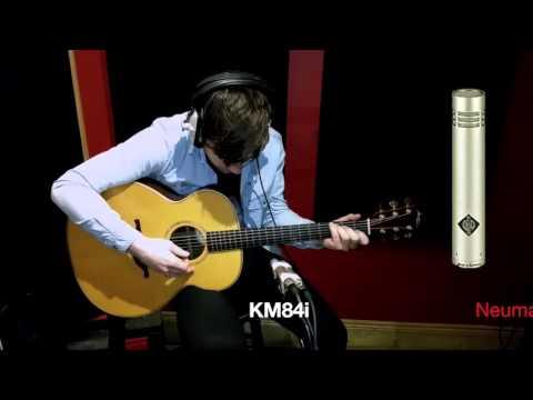 Neumann KM84i vs Km184 vs Rode NT5 Acoustic Comparison