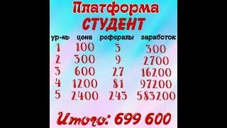 Как заработать деньги школьнику?Вложив всего 100 рублей!