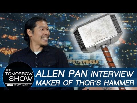 Real life thor hammer