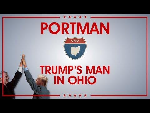 Rob Portman: Trump
