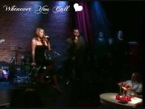 Mariah Carey & Brian Mcknight - Whenever You Call (Live)