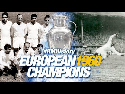 European Cup final 1960 | Real Madrid 7-3 Eintracht Frankfurt