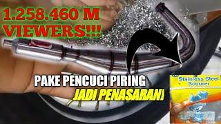 Download Video Coba ganti glasswol dengan stenlis cuci piring garing bnget suaranyaa MP3 3GP MP4