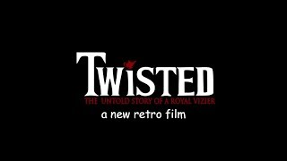 twisted but it's the trailer for a retro movie