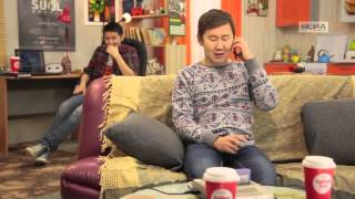 Как снимают якутские комедии