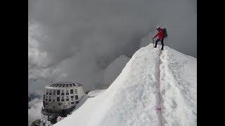 Baixar ascension du mont blanc le 15 juin 2017 HD ( voie du gouter )