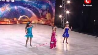 """Украина мае талант 2 / Львов / """"Мини-братц"""""""