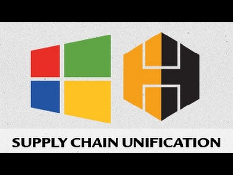 Construction Supply Chain unified through Windows 8.1 & Office 365