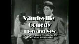 """VAUDEVILLE COMEDY, THEN AND NOW"" - trailer.  Ray and Migdalia Etheridge"