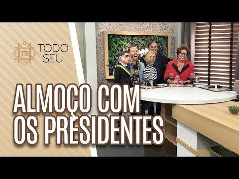 Almoço com os presidentes - Todo Seu 190719