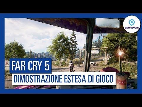 Far Cry 5 - Nel Montana di Far Cry non si spara soltanto [Extended Walkthrough]