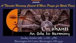 Om shanti: An Ode to Harmony