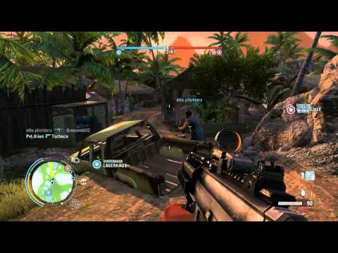 Let's Play Far Cry 3: Multiplayer [Deutsch/HD] Part 1