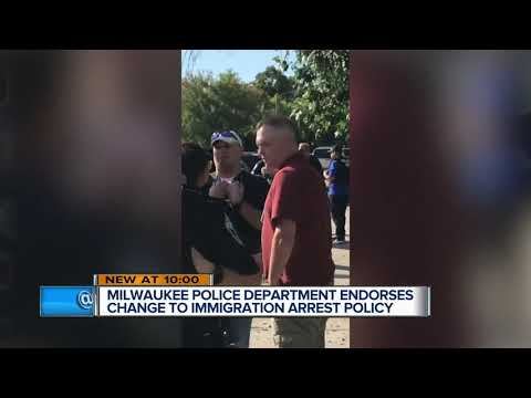 Milwaukee Police Department Endorses Change To Immigration Arrest Policy