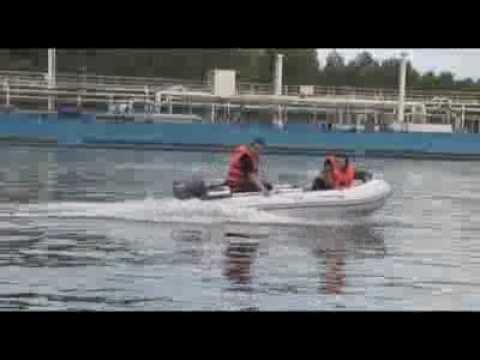 """Лодки """"Мнев и К"""" и """"Корсар"""""""